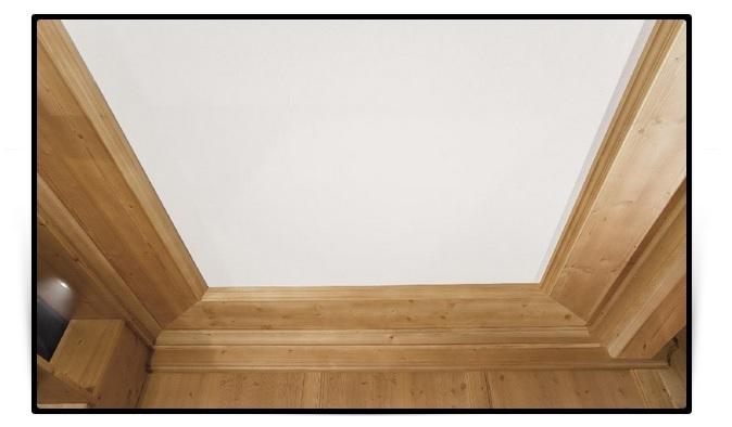 Cornici in legno per soffitti pannelli termoisolanti - Mobili per esterni in legno ...